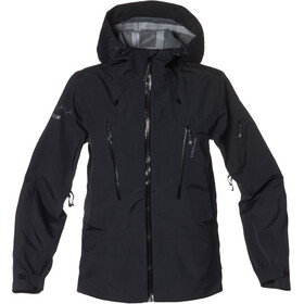 Isbjörn Junior Expedition Hard Shell Jacket Black